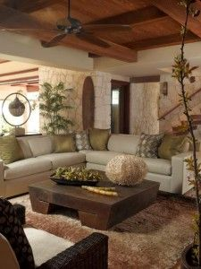 tropical living room. beautiful ideas. Home Design Ideas
