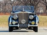 Rolls-Royce Silver Wraith Drophead Coupe by Franay '1947