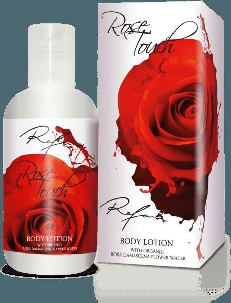 Gelul de dus Refan Rose Touch protejeaza pielea de iritatii si o lasa hidratata pentru intreaga zi.  Detalii: http://www.danka.ro/prod/gel-de-dus-rose-touch-436
