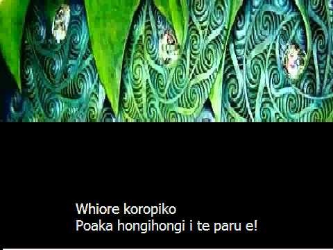 Maori songs for everyone: Waiata Tamariki - Tohora Nui