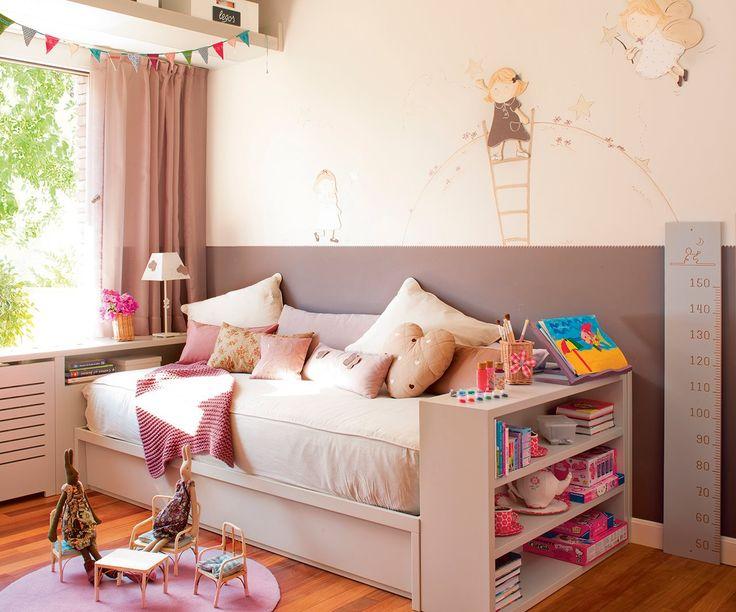Las 25 mejores ideas sobre dormitorio montessori en for Cuartos para ninas pequenos