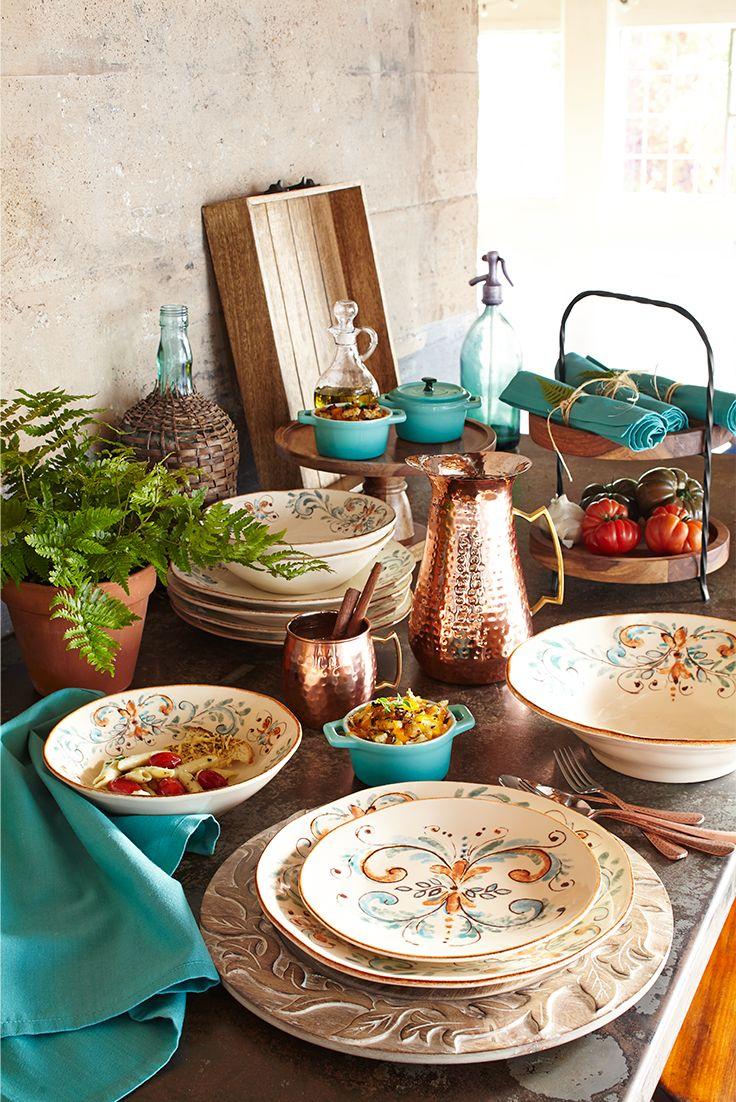 105 Best Table Settings Vignettes Images On Pinterest