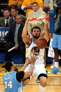 Andrew Bogut Golden State Warriors