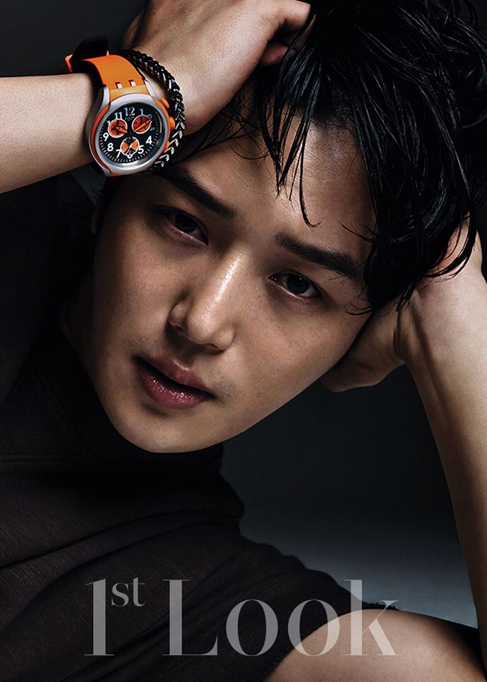 BYUN YO HAN FOR FIRST LOOK'S VOL. 85