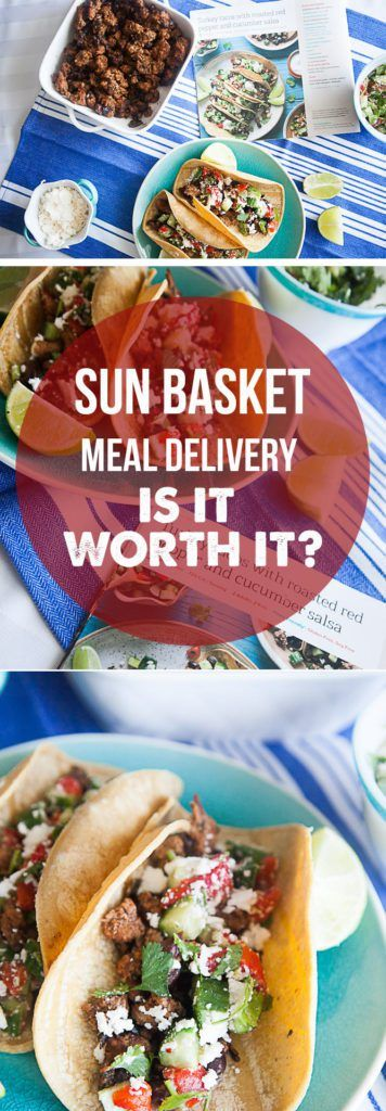 50% off Sun Basket Meal Delivery Service- Organic, Non GMO Meals What's For Dinner? Sun Basket Meal Delivery Service Review - Kaylee Eylander DIY #ad #Sunbasket