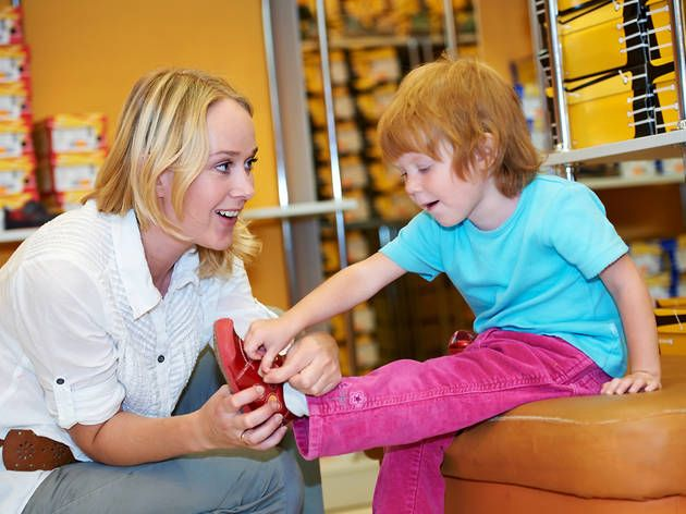Best kids shoe stores in NYC for quality kids' shoes