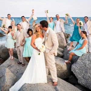 25  best ideas about Turquoise beach weddings on Pinterest | Teal ...