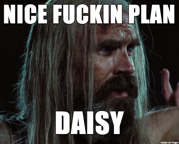 The Lighter Side of The Devil's Rejects (In Memes)