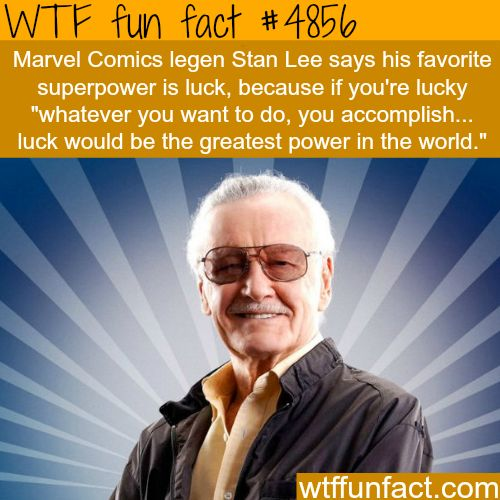 "The Greatest Superpower in the  World? - But he never gave ANY Marvel Character ""THAT"" Superpower!  ~WTF fun facts"