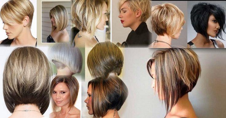 Az ősz legdivatosabb rövid frizurái, 30 és 40 feletti hölgyeknek!