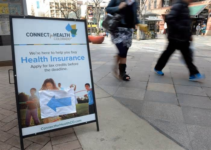 Why tens of thousands of Coloradans choose to pay a fine rather than buy health insurance Tens of thousands of Coloradans who could be eligible for free or reduced-cost health insurance instead pay a fine every year for not having insurance at all, according to a new report from a nonpartisan health group. The issue, for many, is the price of ...