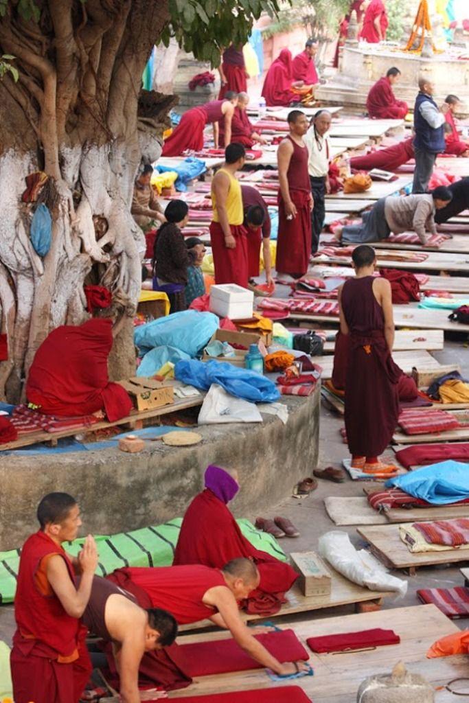 Bodh Gaya, Bihar Stare, India #MyStateWithJaypore