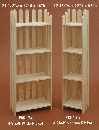 Unfinished Pine Furniture | Penn Dutch Furniture