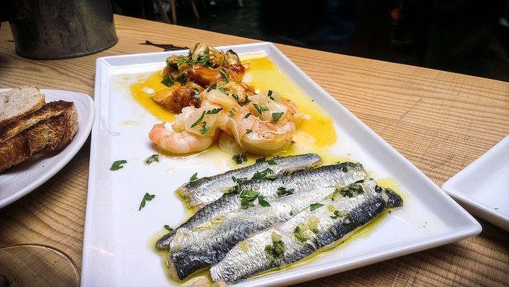 Pintxos – tapas från Baskien