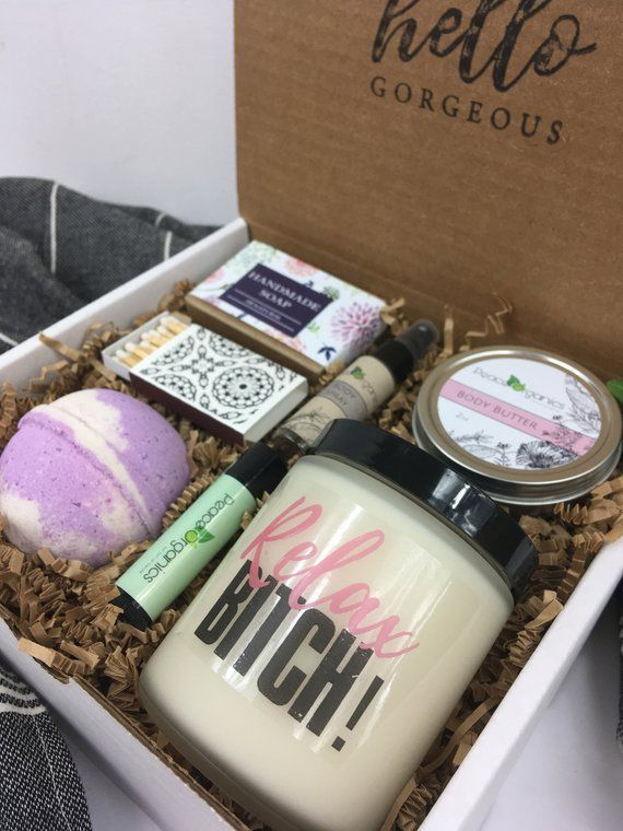 Gift For Best Friend Bride Her Care Package Funny Box S
