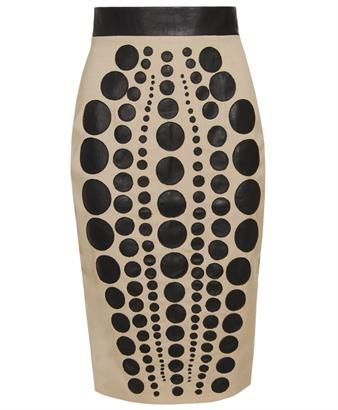coolest skirt I have seen in a long time.  Love it or hate it, it creates emotion!