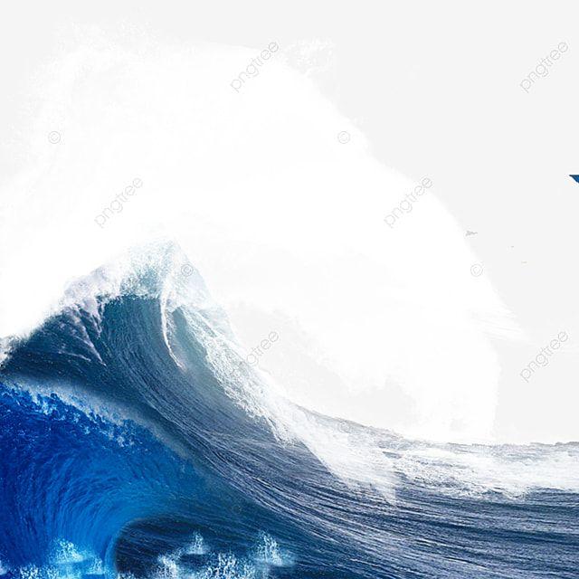 Gambar Ombak Laut Clipart Laut Biru Permukaan Laut Png Dan Psd Untuk Muat Turun Percuma Sea Waves Waves Sea Clipart