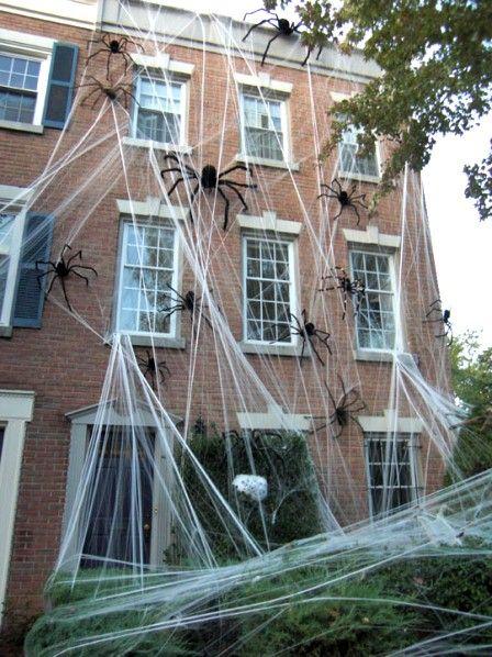 116 best Halloween images on Pinterest Halloween ideas, Halloween - outdoor halloween decorations