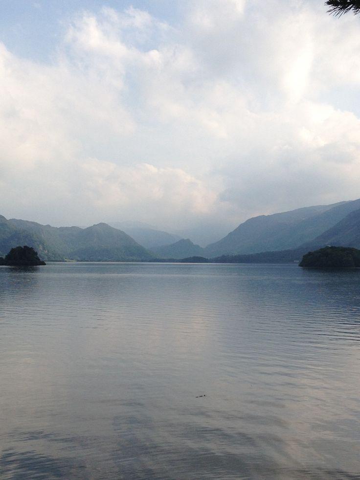 The Lake District - Keswick