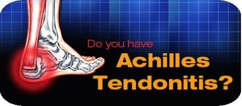 Foot Conditions - Achilles Tendonitis  www.miltonorthoticwellness.com