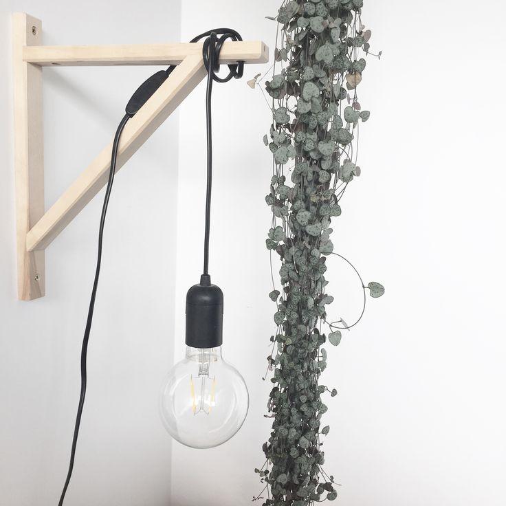 17 beste idee n over doe het zelf lamp op pinterest cloud lichten en verlichting - Lichten ikea schorsingen ...