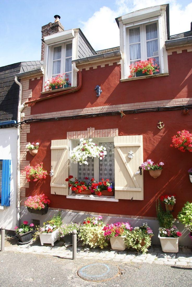 Carte postale de Picardie : Le Courtgain à St-Valery-sur-Somme