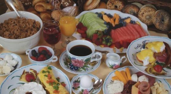 Sonnenalp Resort Of Vail Best Breakfast In Town