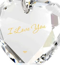 I Love You Gifts, Lay Bare Your Soul with Nano Jewelry. Shop Now