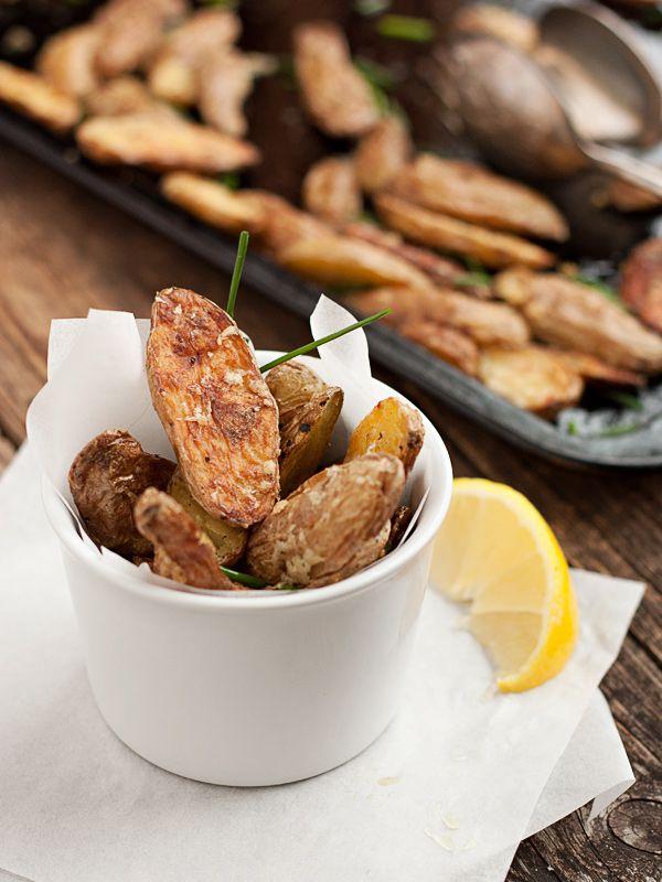 Roasted Fingerling Potatoes | Recipe | Seasons, Fingerling potatoes ...