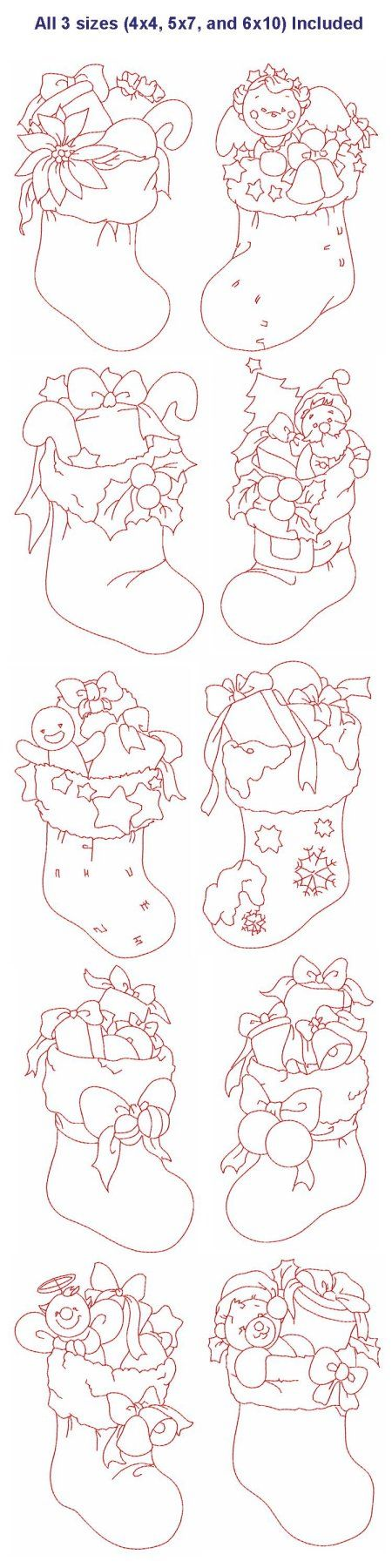 FREE DOWNLOAD. Although it's meant for embroidery; it would be great to paint on wood, canvas, cards etc.