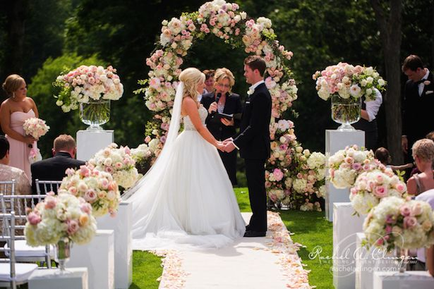 17 Best Ideas About Outdoor Wedding Ceremonies On