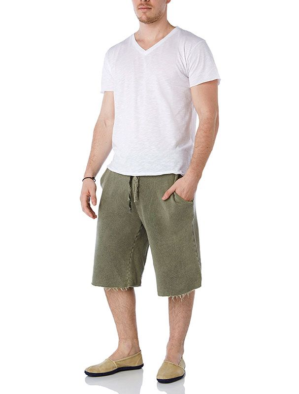 Karpathos tee - Venice shorts #The Rice Co shoes www.wecreateharmony.com