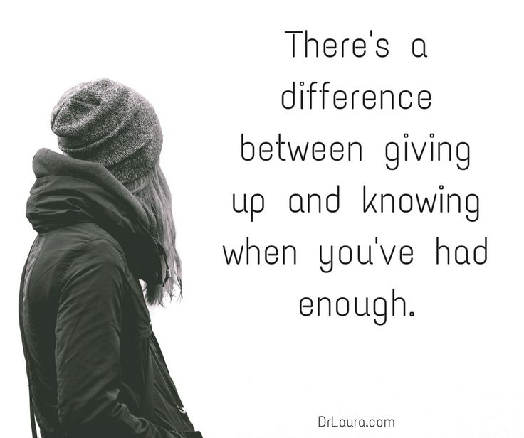And it's important for you to be able to tell the difference.  #DrLaura.