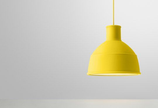 Muuto - Designs - Lamps - Pendants - Unfold - Designed by Form Us With Love - muuto.com