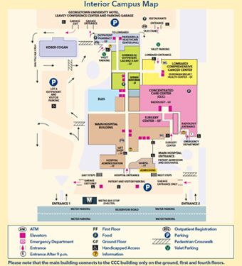 Medical Schools Map