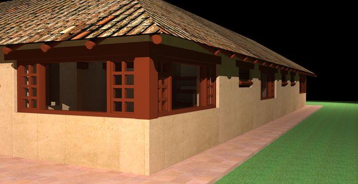 Diseño Alvaro Galindo Vácha Restauración Casa Villa de Leyva - 8