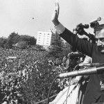 Argentina celebra 30 años de democracia