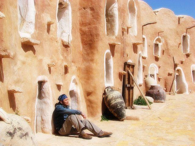 Tataouine – the Real Tatooine ~ Kuriositas