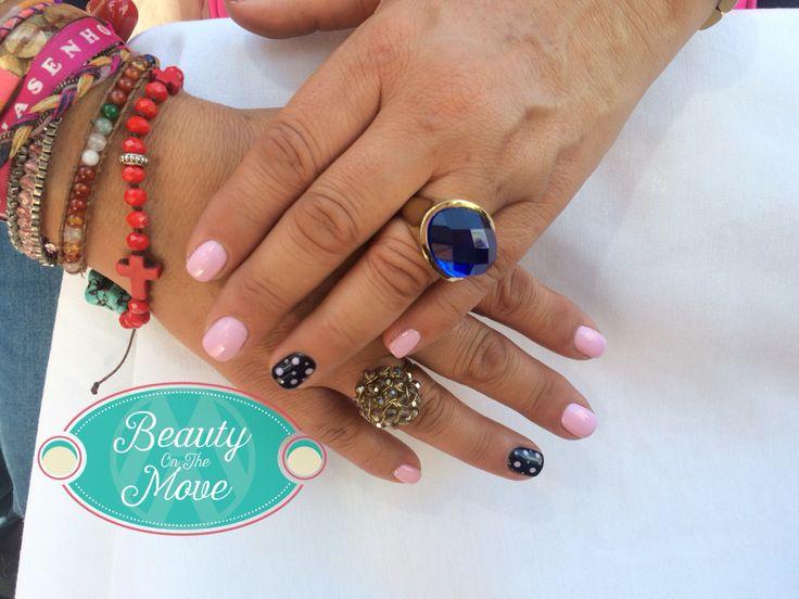 Diseño en uñas  #design #color #pastel #manos #uñas
