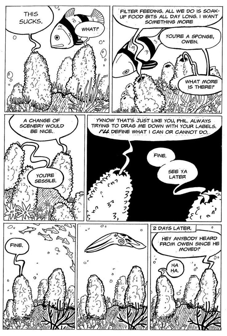 Drawing Flies | The Science Comics Blog of Jay Hosler