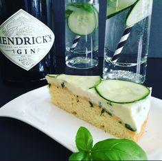 Gin Tonic Kuchen