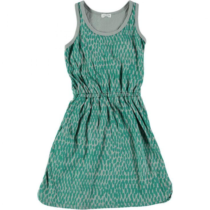 Μακρύ Φόρεμα - Grass Παιδικά ρουχα για κορίτσια!  www.heladoderretido.com
