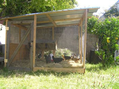 how to build a goose shelter