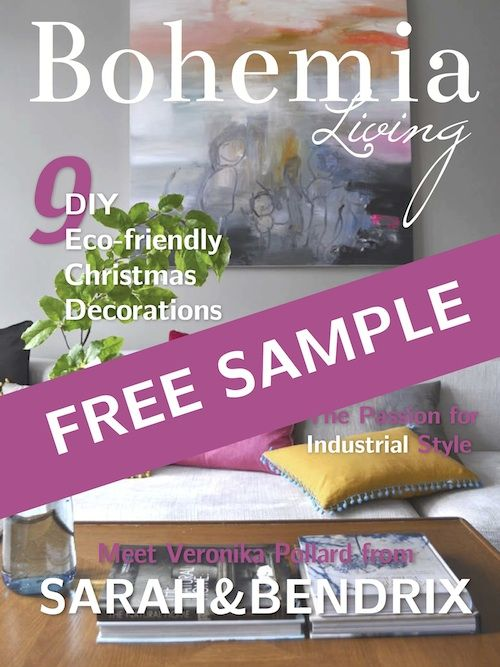 Bohemia Living Magazine is now available for iPad and iPhone. Get your free sample in the App Store!