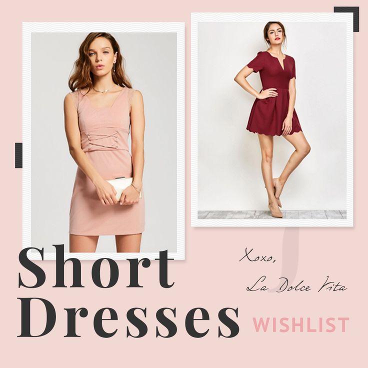 @zaful short dresses http://www.zaful.com/s/short-dresses/?lkid=126596  #zaful #dresses #blog #blogger #onlineshop #dress