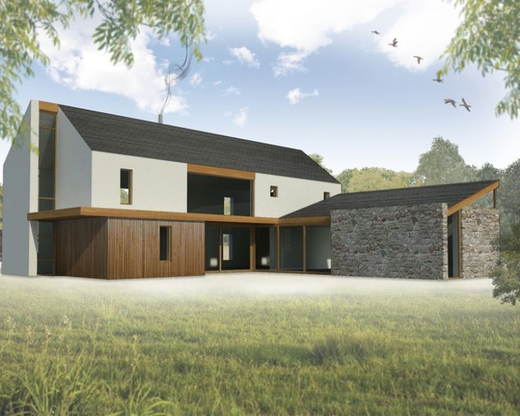 Stone Lodge - 2020 Architects