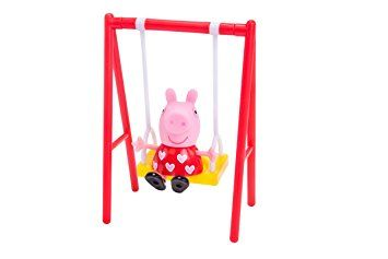 Amazon.com: Peppa Pig Playground Fun Playset with Peppa Pig & Suzy Sheep: Toys & Games