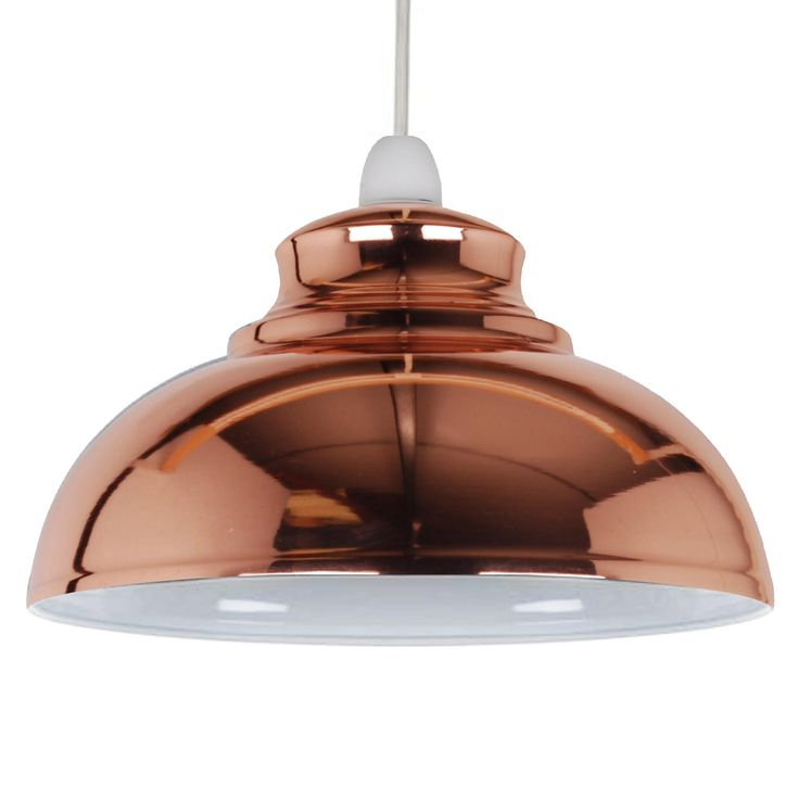 Best 25+ Copper Lampshade Ideas On Pinterest