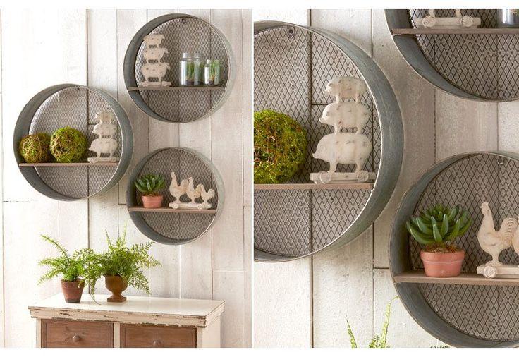best 25 rustic wall shelves ideas on pinterest. Black Bedroom Furniture Sets. Home Design Ideas