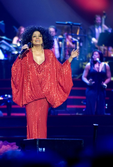 DICK'S DIANA ROSS WEBSITE